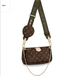 BRAND NEW  ,Louis Vuitton multi pochette